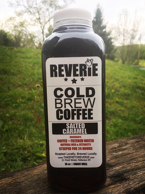Reverie Cold Brew: Salted Caramel