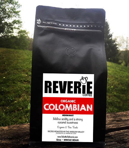 Decaf Organic Colombian - Cubs