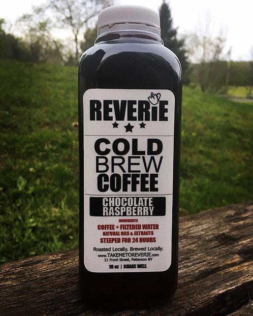 Reverie Cold Brew: Chocolate Raspberry