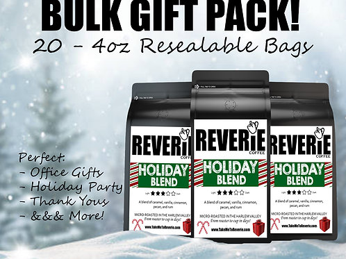 Bulk Coffee Gift Pack!