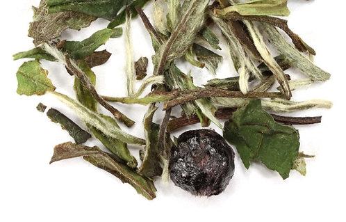 White Blueberry Tea