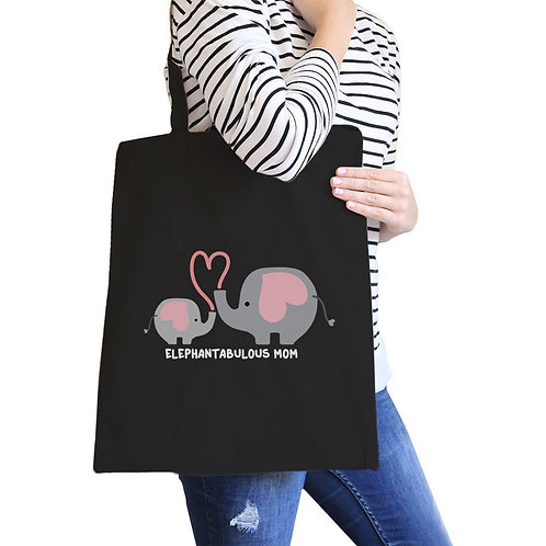 ELEPHANTABULOUS MOM Eco Tote