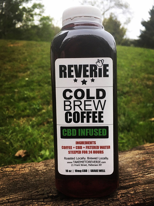 CBD infused Cold Brew