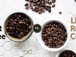 Dark Roast vs. Light Roast