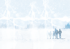 The Young Survivors Background with kids