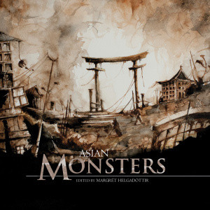 Asian Monsters Cover