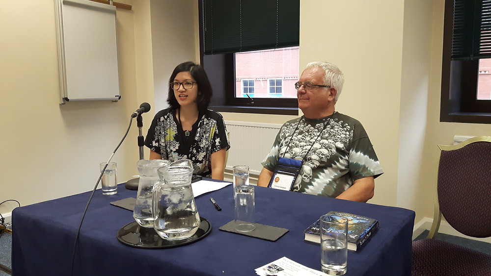 Reading with Ramsey Campbell