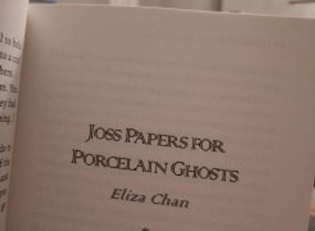 Joss Papers for Porcelain Ghosts
