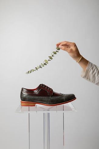 clermont FU-Chaussures-homme-noire-moder