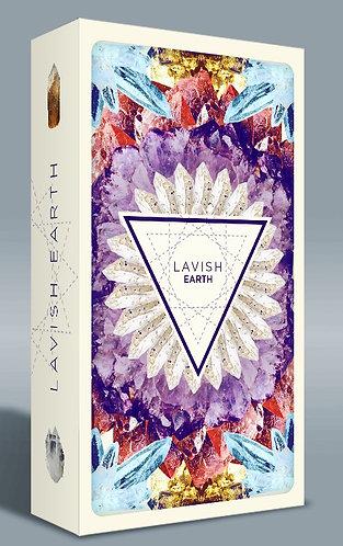 Lavish Earth Crystal Deck Reading ~ 1 card