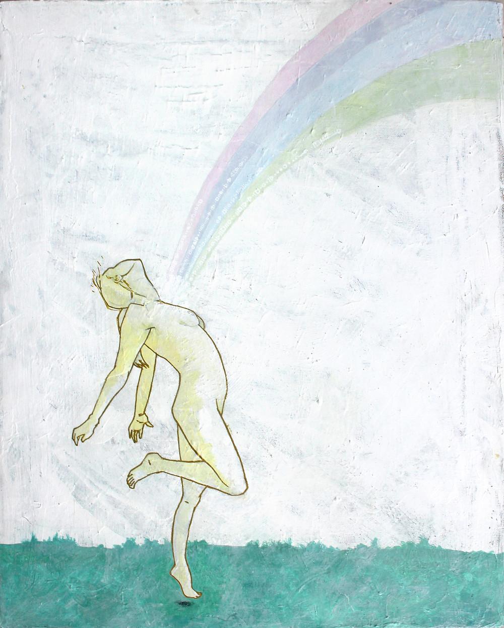 Rainbow Wave Ascension