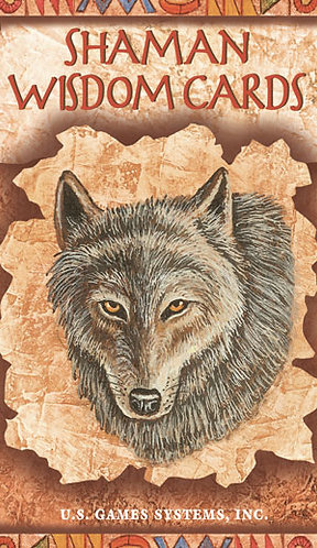 Shaman Wisdom: 3 Card Reading