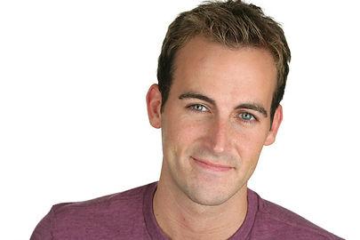 Chris Davis smile headshot