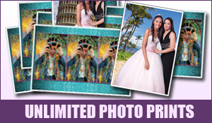 Photo Booth Unlimited Prints