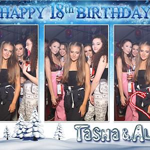 Tasha & Alice's 18th Birthday Party