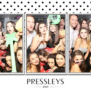 Pressleys Christmas Party