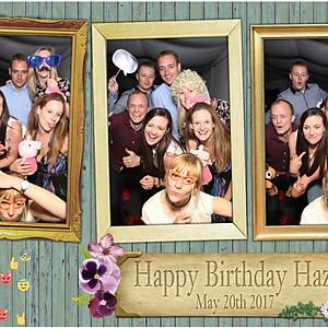 Hazel's 30th Birthday Party