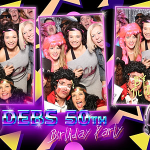 Debs 50th Birthday Party