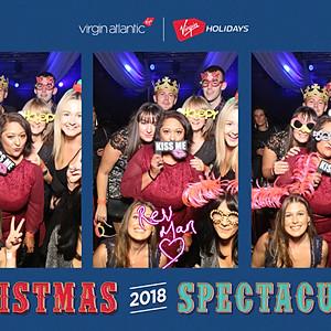 Virgin Atlantic - Virgin Holidays Christmas Spectacular