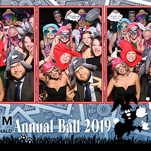 Mott MacDonald Annual Ball 2019
