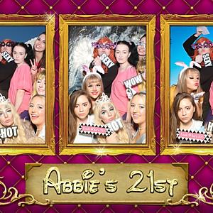 Abbie's 21st Birthday Party