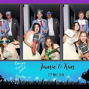 Jamie & Kim