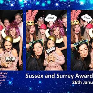 Barclays Sussex & Surrey Awards Night