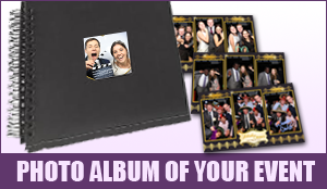Photo Booth Album USB