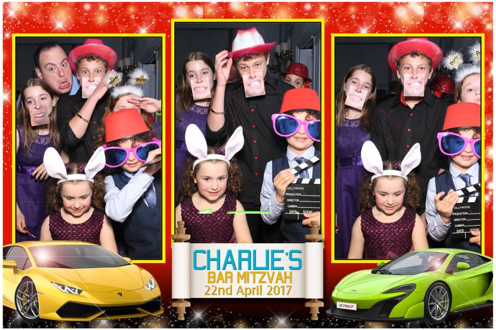 Charlie's Bar Mitzvah