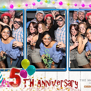 --Montefiore Hospital -- Fifth Anniversary  OhSoSocial