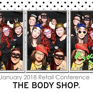The Body Shop - 2018 Retail Conferenc