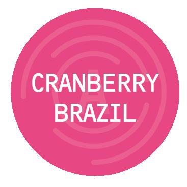 Cranberry Brazil (8 Amazeballs)