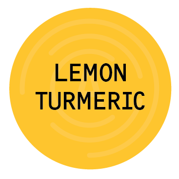 Lemon Turmeric (8 Amazeballs)