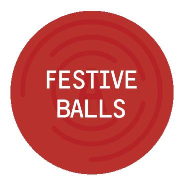 Festive Balls (8 Amazeballs)
