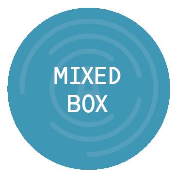 Mixed Box (8 Amazeballs)