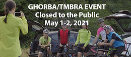 GHORBA/TMBRA Race - May 1-2, 2021 Trails closed to the public.