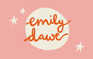Emily Dawe Logo Website header 522px by