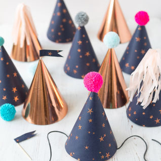 Party Hats for Party Time!