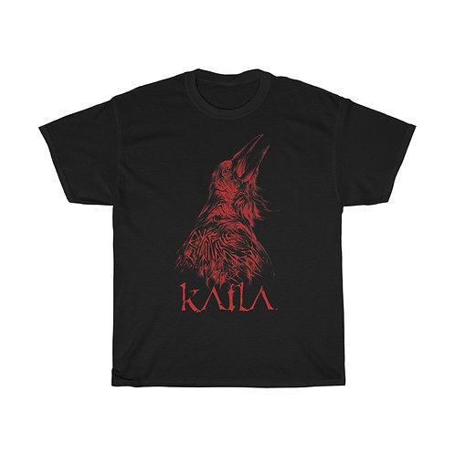 Katla. UK - Red Raven