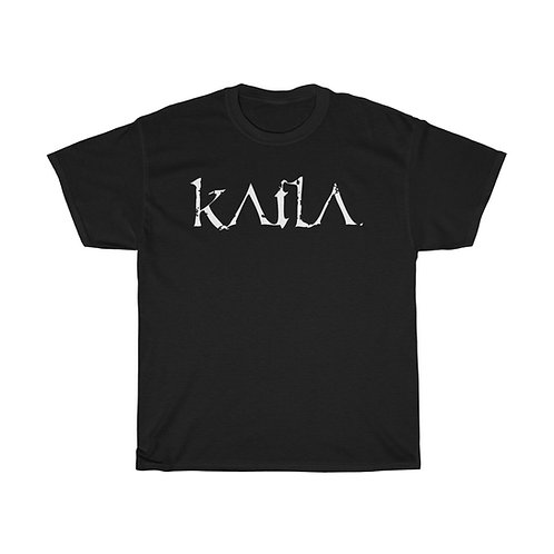 Katla. - White Logo