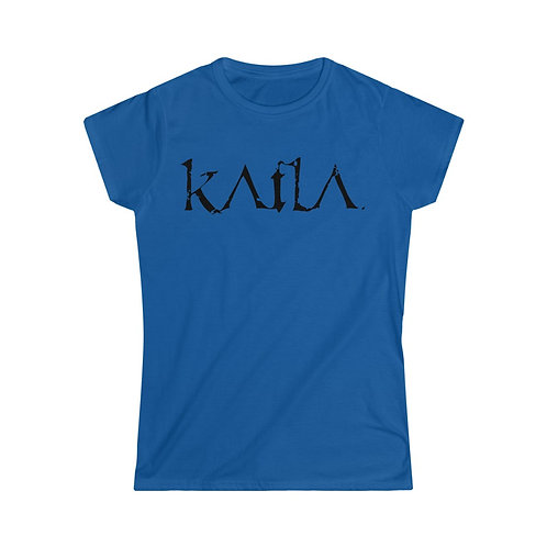 Katla. UK - Black Logo
