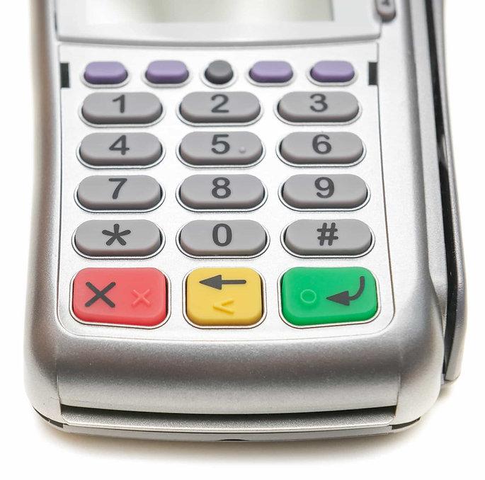 creditcards accepteren betaalautomaat