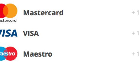 Nederlanders voor een volledig verbod op een toeslag bij PIN of creditcard
