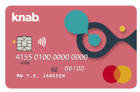 ICS gaat Knab creditcards uitgeven