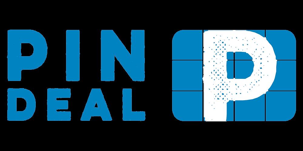 PINdeal logo