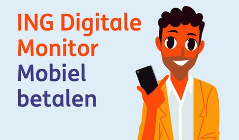 Bijna kwart van Nederlanders betaalt met smartphone of wearable