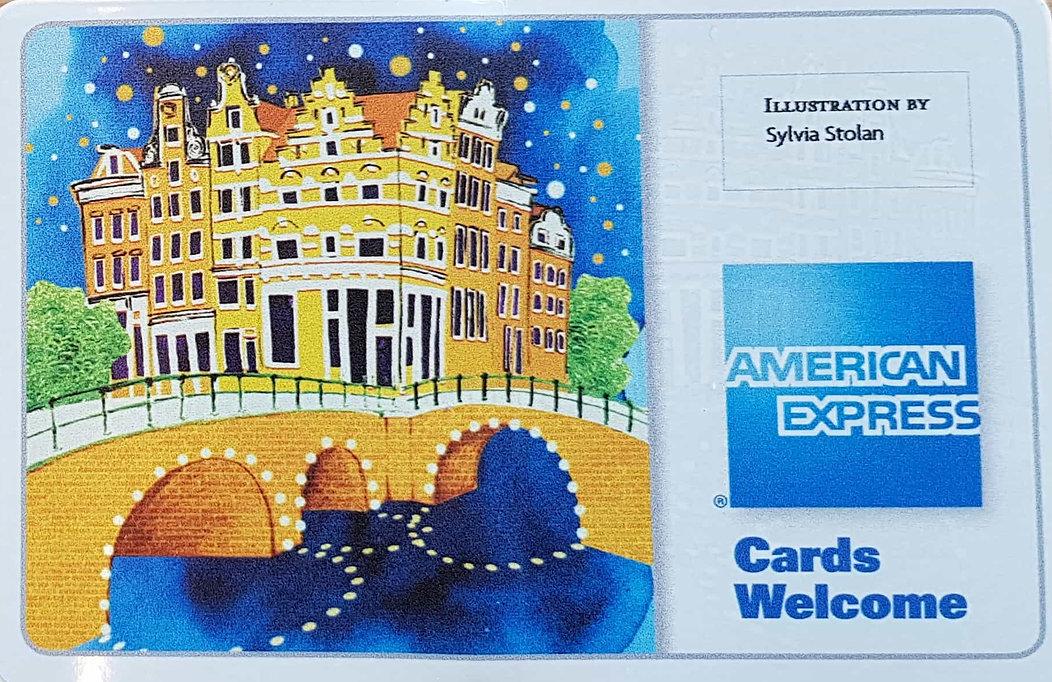 American Express accepteren in Nederland