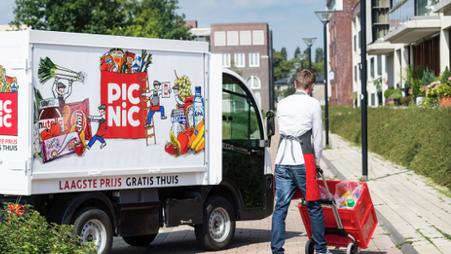 Na Albert Heijn test ook Picnic 'eigen' digitale betaalpas