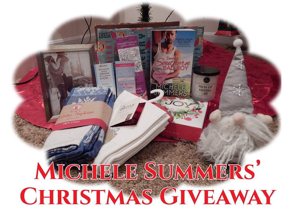 Michele Summers' Christmas Giveaway Promo Photo