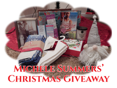 Enter NOW to Win My Christmas Prize Pack!
